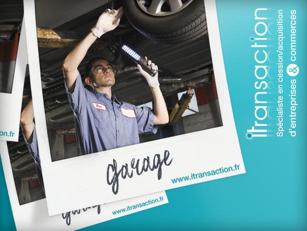 GARAGE - Entreprise de Services