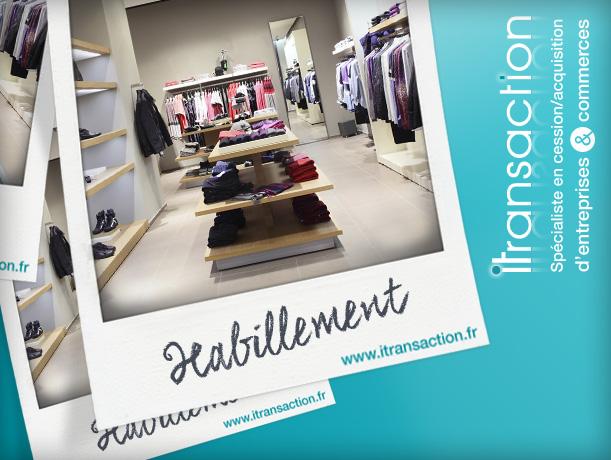 Habillement - Textile - Boutique et Magasin